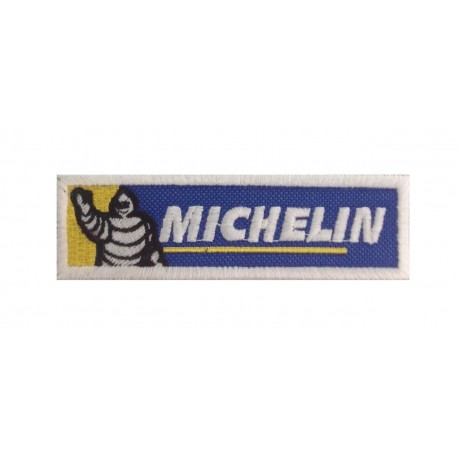 1135 Embroidered patch 11X3.5 MICHELIN