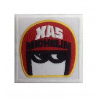 0845 Embroidered patch 7x7 MICHELIN XAS