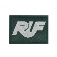 1252 Embroidered patch 8x6 RUF