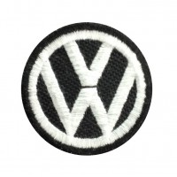 0643 Patch emblema bordado 4x4 VW VOLKSWAGEN