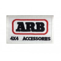 0296 Patch emblema bordado 10x6 ARB 4X4 ACCESSORIES