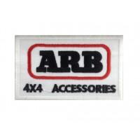 0296 Patch emblema bordado 10x6 ARB 4X4 ACCESSORIES
