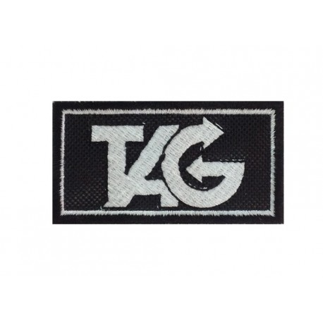 0315 Embroidered patch 7x4 TAG