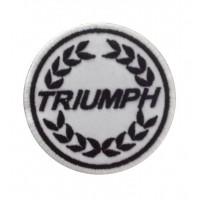 1287 Patch emblema bordado 7x7 TRIUMPH