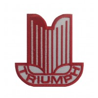 1288 Embroidered patch 8x7 TRIUMPH