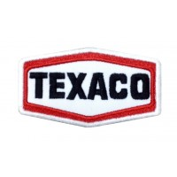 0412 Patch emblema bordado 10x6 TEXACO