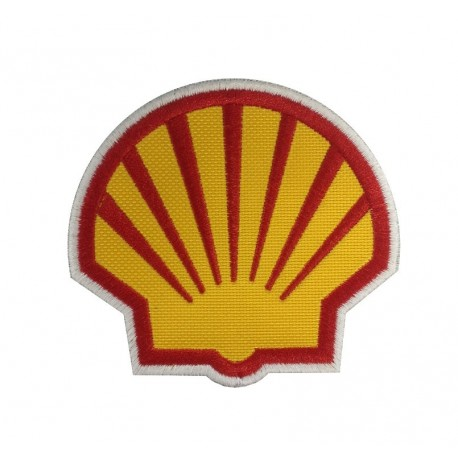 1070 Embroidered patch 6X6 SHELL