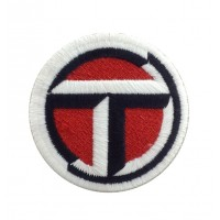 1022 Embroidered patch 5X5 TALBOT