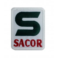 1295 Patch emblema bordado 7x6 SACOR 1938