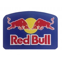 0057 Patch emblema bordado 24x17 RED BULL