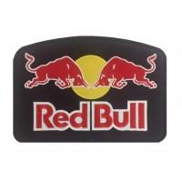 1298 Parche emblema bordado 24x17 RED BULL