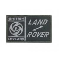 1302 Patch écusson brodé 10x6 LAND ROVER BRITISH LEYLAND