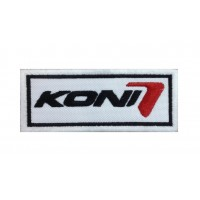 0621 Embroidered patch 10x4 KONI