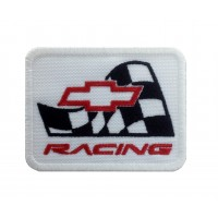 1307 Embroidered patch 8x6 CHEVROLET RACING