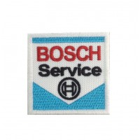 0683 Embroidered patch 6X6 BOSCH SERVICE