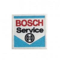 0683 Patch emblema bordado 6X6 BOSCH SERVICE