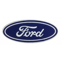 1335 Patch emblema bordado 27X12 FORD