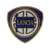 0830 Embroidered patch 10X9 LANCIA 1929