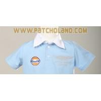 1351 Polo kid ASTON MARTIN TEAM GULF LE MANS Premium Quality