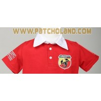 1352 Polo criança ABARTH Premium Quality
