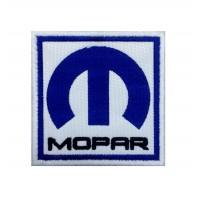 1359 Embroidered patch 7x7 MOPAR