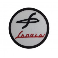 1366 Embroidered patch 7x7 SANGLAS