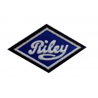 1368 Embroidered patch 8X5 RILEY
