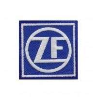 1373 Patch emblema bordado 6X6 ZF