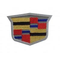 1421 Patch emblema bordado 7x5 CADILLAC