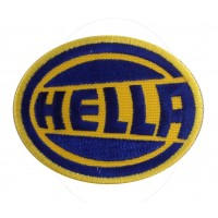 1435 Embroidered patch 9x7 HELLA