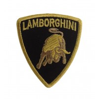 0900 Patch emblema bordado 7x6 LAMBORGHINI