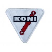 1439 Patch emblema bordado 9x7 KONI