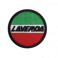1452 Patch emblema bordado 5X5 LAVERDA