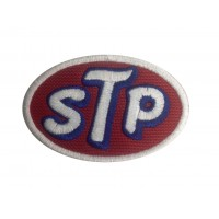 0668 Patch écusson brodé 8X5 STP