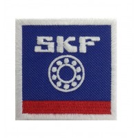 1461 Embroidered patch 6X6 SKF