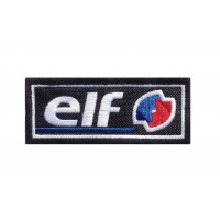 1482 Embroidered patch 10x4 ELF