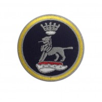 1497 Patch emblema bordado 6X6 SUNBEAM