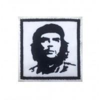 1501 Patch emblema bordado 7x7 CHE GUEVARA