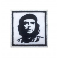 1501 Patch emblema bordado 7x7 CHE GUEVARA