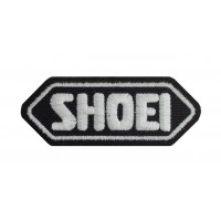 1505 Patch écusson brodé 8X3 SHOEI
