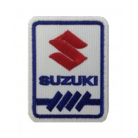 1506 Embroidered patch 8x6 SUZUKI