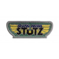 1510 Embroidered patch 7X3 STUTZ MOTOR COMPANY