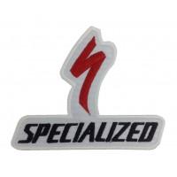 0302 Patch emblema bordado 12X10 SPECIALIZED