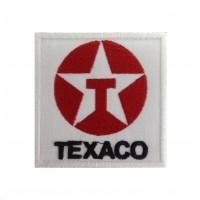 0255 Patch emblema bordado 7x7 TEXACO