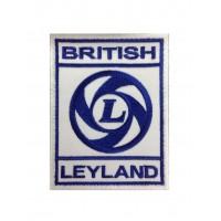 0306 Patch emblema bordado 10X7 BRITISH LEYLAND