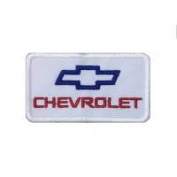1555 Patch emblema bordado 8x4 CHEVROLET