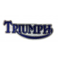 1578 Embroidered patch 24x10 TRIUMPH
