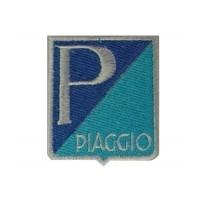 Embroidered patch 7x6 Piaggio Vespa