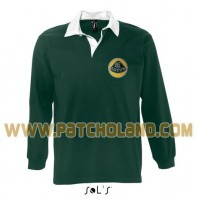 1630 LOTUS Rugby Polo shirt long sleeve PACK