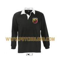1631 ABATH Rugby Polo shirt long sleeve PACK
